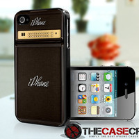 iPhone 4 or 4s Marshall Amp Case Design