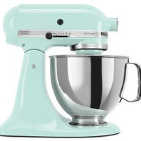 KitchenAid? KSM150PSIC Artisan? Series 5-Quart Tilt-Head Stand Mixer, Ice, KitchenAid - Barnes & Noble