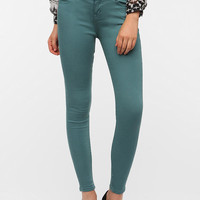 BDG High-Rise Seamed Cigarette Jean - Light Blue