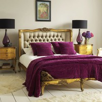 Chateau Kingsize Bed - Beds - Furniture