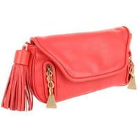 See by Chloe Cherry Clutch,Tagada,One Size - designer shoes, handbags, jewelry, watches, and fashion accessories | endless.com