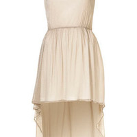 Mesh Dip Hem Dress by Oh My Love** - Brands at Topshop - Dresses  - Clothing
