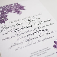 DIY Printable Wedding Invitation - .. on Luulla