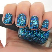 The Deep Sea - Aqua, Blue, Holo