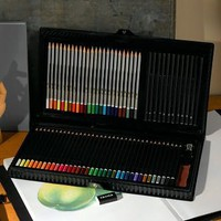 Artist's 78-Piece Pencil Set -- Black Vinyl Case, Barnes & Noble - Barnes & Noble