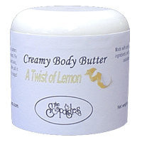 Creamy Lemon Body Butter. Fresh! Fresh! Fresh! ...Nothing is better for your skin than our body butters!