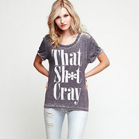 Cray Schiffer Tee