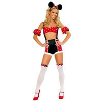 Pinup Minnie Mouse Costume