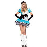 Charming Alice Costume