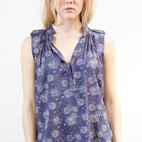 Blue Astronomy Top - Koshka | shopkoshka.com - Shop Japanese & international designer fashion, women's clothes, Tsumori Chisato