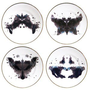 Luna & Curious; Ink Blot Plates