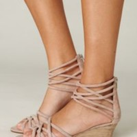 Shop Wedge Sandals at Free People Clothing Boutique
