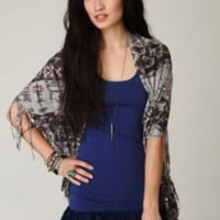 Shop Beach Scarves at Free People Clothing Boutique
