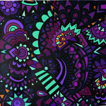 Nightshade Bandana created by duckyb | Print All Over Me