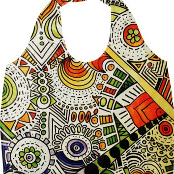 All Seeing Bag created by duckyb | Print All Over Me