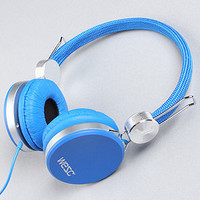 The Banjo Headphones in Royal Blue