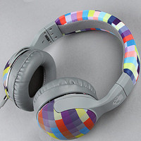 The dB Hesh 2.0 Headphones in Gray & Gridlock