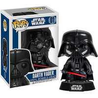 Funko Darth Vader Star Wars Pop Vinyl Figure