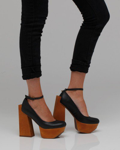 Need Supply Co. / Jeffrey Campbell / Safety Squared Pump