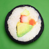 Scrumptious Sushi Pillow | Yummy Pillow | fredflare.com