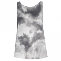 Tempo Cloud Tank - Tops & Knits - Clothing - Ready To Wear