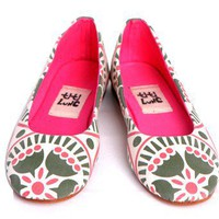 tulipop flat shoes by titilung on Etsy