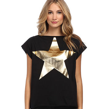 Vivienne Westwood Anglomania Star Square T-Shirt