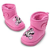 Disney Minnie Mouse Boots for Baby - Winter | Disney Store