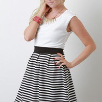 Bold Sailor Dress