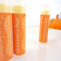 Pumpkin Cheesecake Luscious Lip Balm