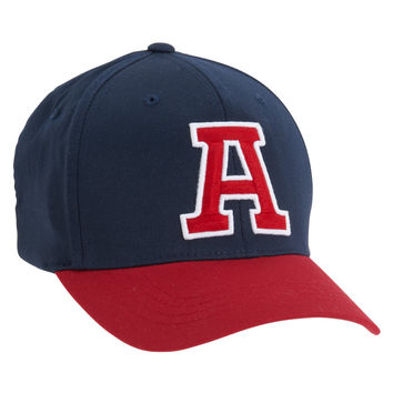 Aeropostale  Embroidered A Fitted Hat