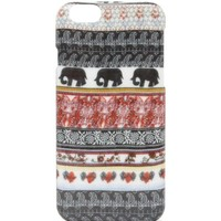 With Love From CA Tribal Elephant iPhone 6 Case - Womens Scarves - Multi - One