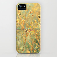 Wanderlust iPhone Case by Lisa Argyropoulos | Society6