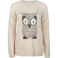 FULL TILT Owl Womens Sweater 203114957 | Sweaters &amp; Cardigans | Tillys.com