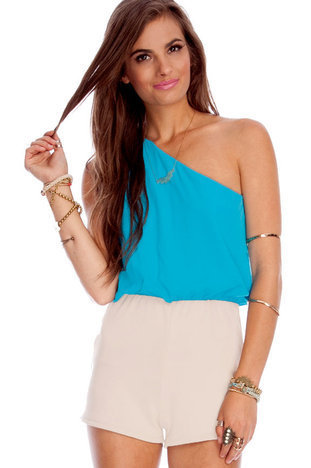 Fun Day Romper $44