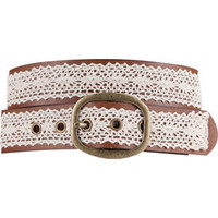 Crochet Overlay Belt 198867400 | Belts | Tillys.com