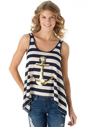Sequins Anchor