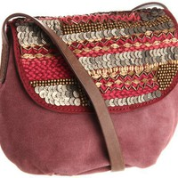 Lucky Brand HKRU1283 Cross Body - designer shoes, handbags, jewelry, watches, and fashion accessories | endless.com
