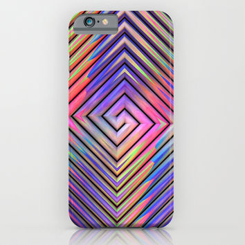 Pattern of the Day iPhone & iPod Case by Lyle Hatch
