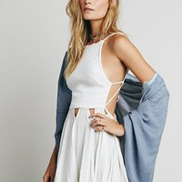 Free People Womens Live For Your Smile Dress