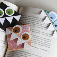 page corner bookmarks | I Could Make That - StumbleUpon