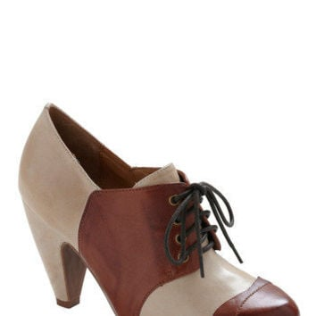 Advanced Placement Heel | Mod Retro Vintage Heels | ModCloth.com