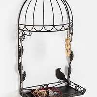 Birdcage Jewelry Stand