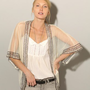 Sheer beaded cardigan [Moo4911] - $62 : Pixie Market, Fashion-Super-Market