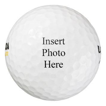 Customized Pack Of Golf Balls