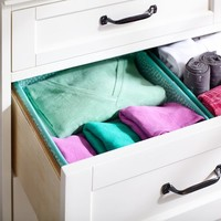 Drawer Organizers - Deep T-Shirt Storage