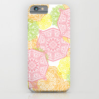 Citrus Spring iPhone & iPod Case by Catherine Holcombe