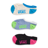 Charter Away Canoodles 3 Pair Pack | Shop at Vans
