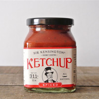 Spiced Ketchup