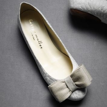 Brocade Flats in SHOP Attire Shoes at BHLDN